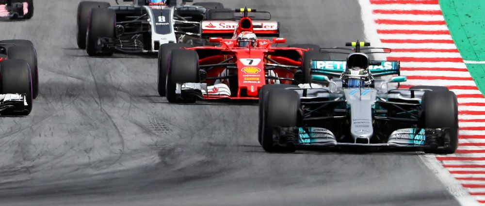 This Is Why Bottas's Perfect Start Wasn't Deemed Illegal