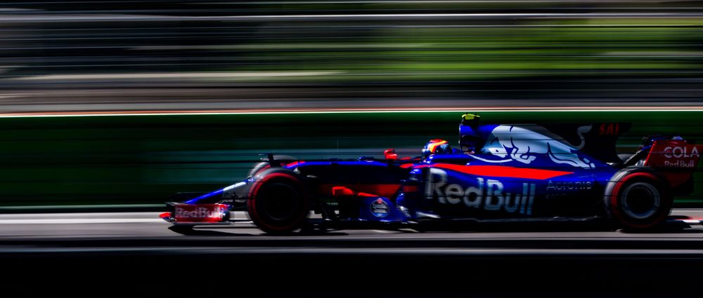 Carlos Sainz Jr Has Said That He Probably Won't Be At Toro Rosso Next Year