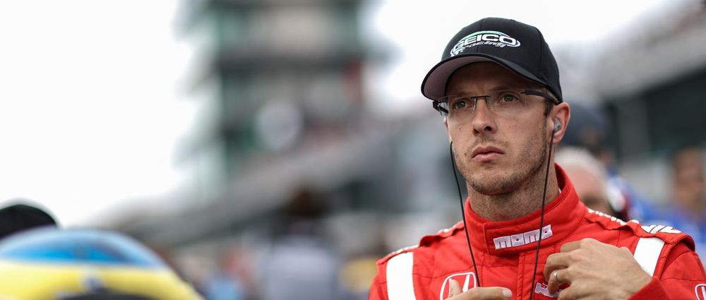 Sebastien Bourdais Has Driven An IndyCar For The First Time Since His Indianapolis Crash