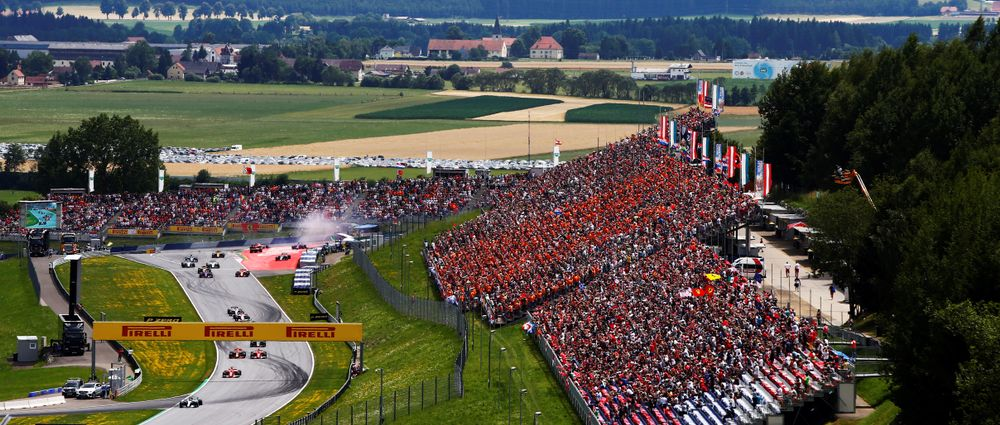 How Much Can You Remember From The Austrian Grand Prix?