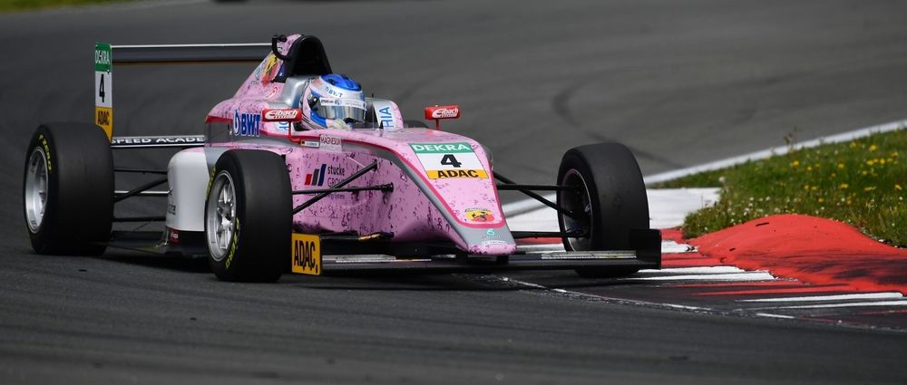 F4 Driver Sophia Floersch Has Been Fined For Posting Video Of Near Miss With Course Car