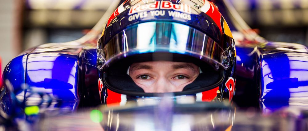 Daniil Kvyat Looks Set To Stay At Toro Rosso For 2018