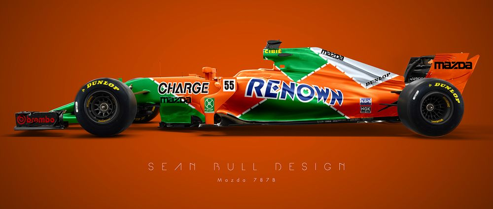 These 9 Famous Group C Liveries Look Amazing On F1 Machinery