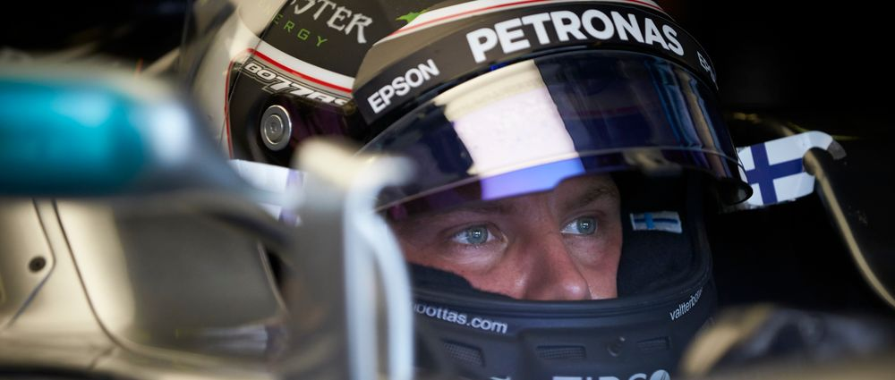 Bottas Says He Won't Resort To Mind Games To Try And Beat Hamilton