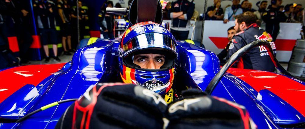 Sainz Could Replace Palmer At Renault For The Hungarian GP