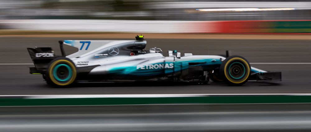 Valtteri Bottas Has A Gearbox Change Penalty For The British GP