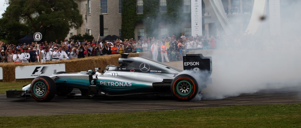 The 12 Best Moments From This Year's Goodwood Festival Of Speed