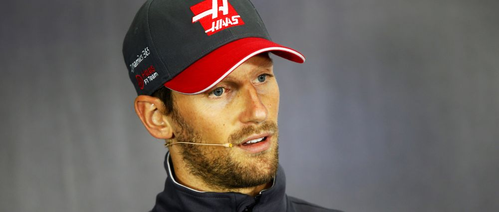 Grosjean Thinks Hamilton Avoided A Penalty In Qualifying Because He's A Title Contender