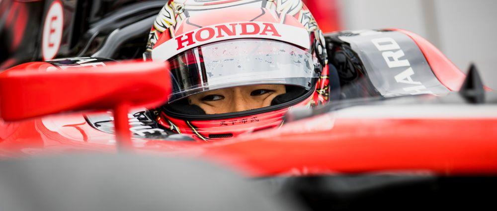Honda Junior Driver Nobuharu Matsushita Will Drive For Sauber In Hungaroring Test