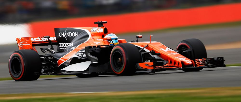 Alonso's Grid Drop For The British GP Is Now A Massive 30 Places
