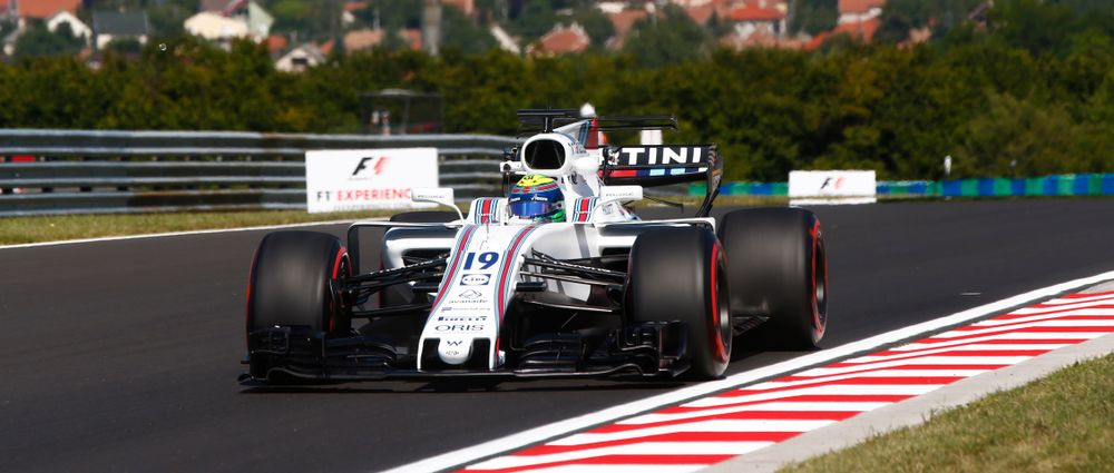 Di Resta To Make F1 Return, Replacing Unwell Massa In Hungary