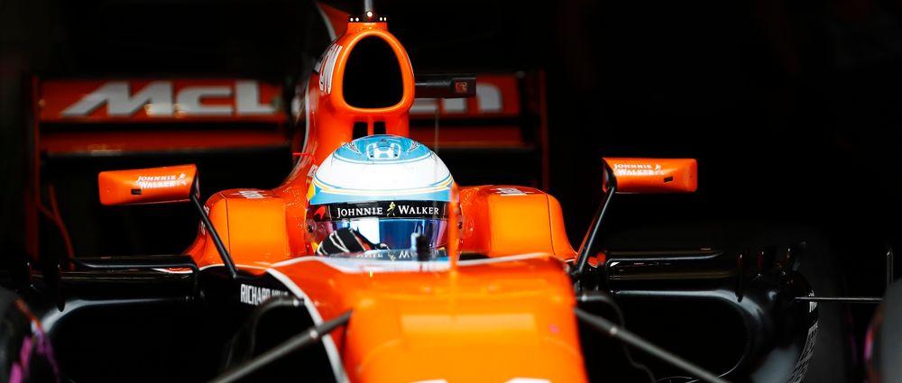 Fernando Alonso Already Has A British GP Grid Penalty