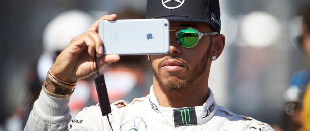 Formula 1 Was The Fastest-Growing Sport On Social Media in 2017