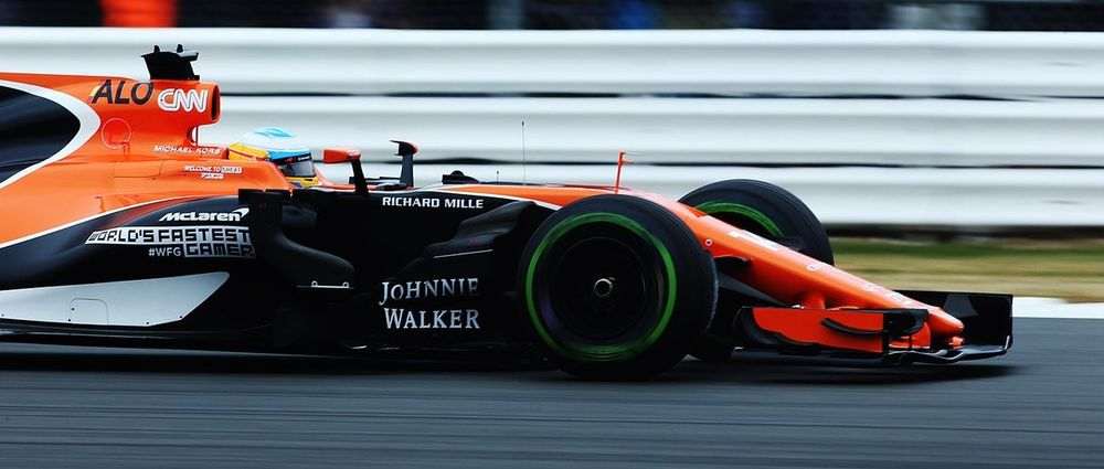 Alonso Was Quickest In Q1 And Broke The Internet