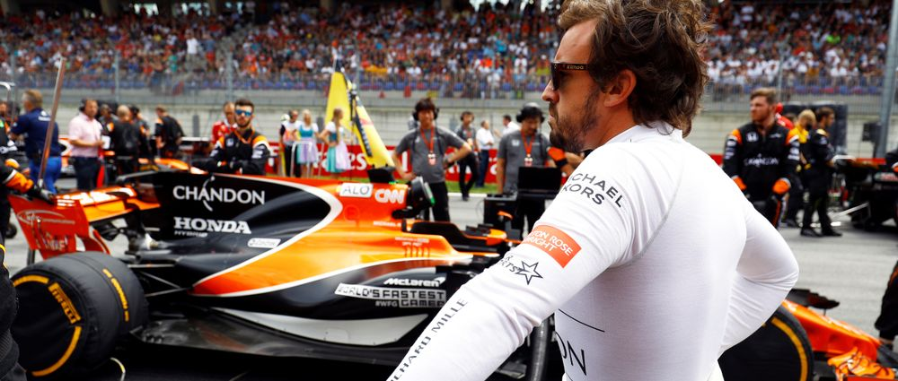 Alonso Now Says He Won't Decide On His Future Until November Or December