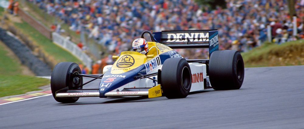 7 Awesome F1 Onboard Laps With Nigel Mansell