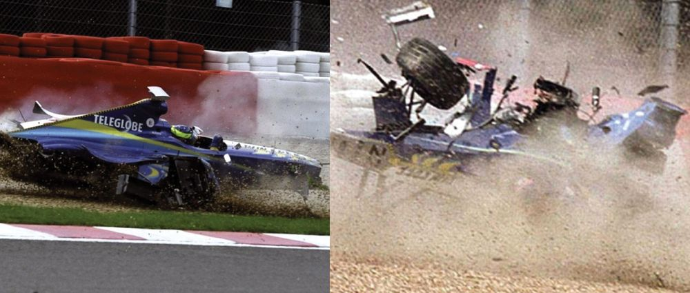 This Is What Happened When Two F1 Drivers Made A Dare At Spa