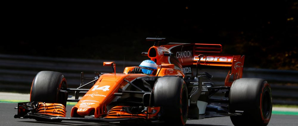 McLaren Is Doing Everything It Can To Keep Hold Of Alonso For Next Year