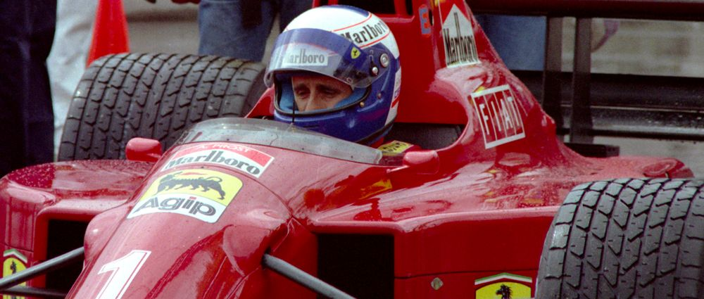 Alain Prost Tips Ferrari To Win This Year's Title