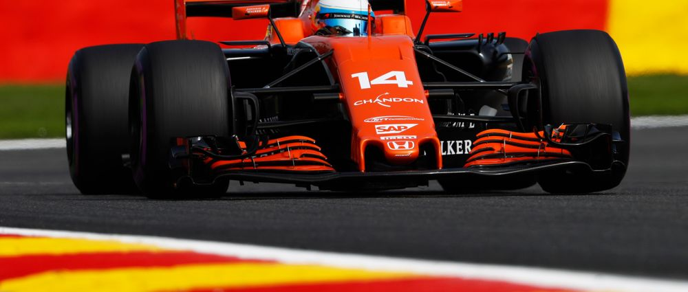 Alonso's Qualifying Power Problems Were Because He Drove Too Well