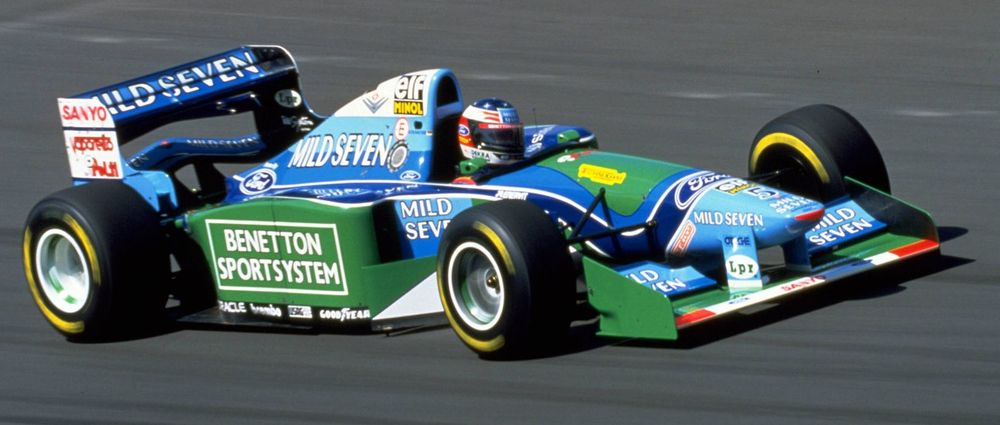 Mick Schumacher To Drive Benetton B194 At Spa As Tribute To His Dad