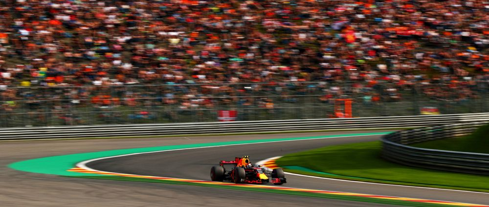 This Year's Belgian GP Broke A New Attendance Record For The Race