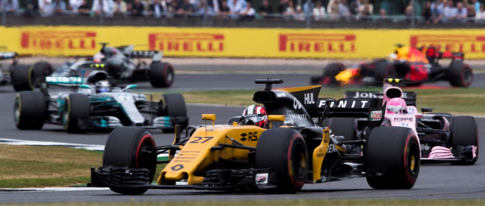 F1 Is Looking At Standardising More Parts In An Effort To Cut Costs