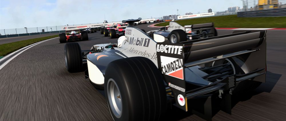 Lando Norris Tries Out A Bunch Of Iconic McLarens In New F1 2017 Gameplay