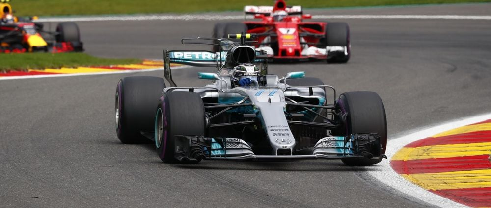 Bottas Says It's Too Early For Mercedes To Bring In Team Orders