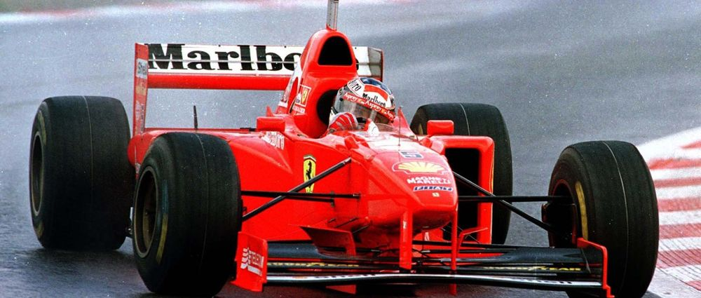 8 Awesome Schumacher At Spa Moments