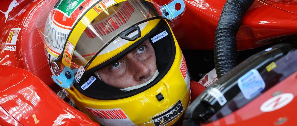 Remembering Luca Badoer's Disastrous Ferrari Comeback