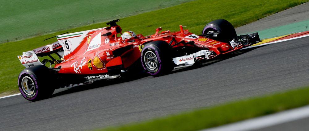 Sebastian Vettel Has A New Three-Year F1 Deal At Ferrari