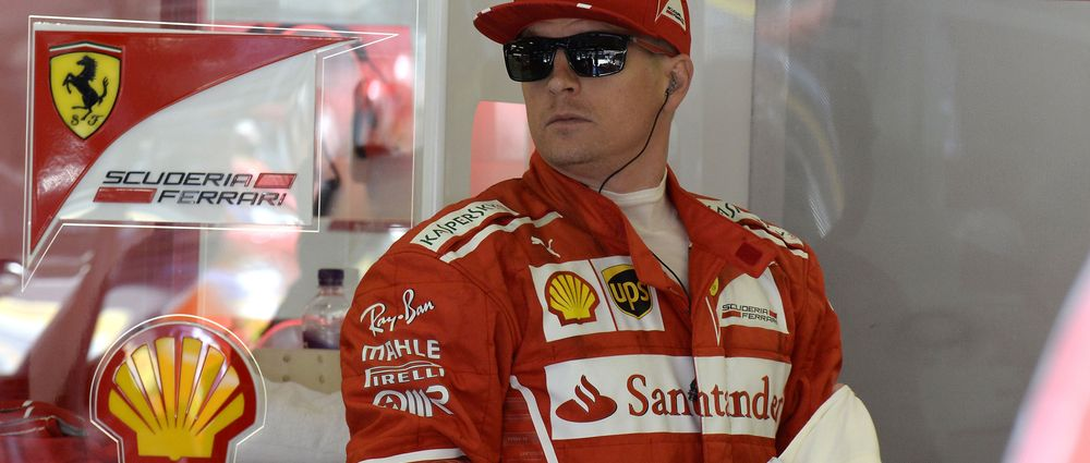 Kimi Raikkonen Will Drive For Ferrari Again in 2018
