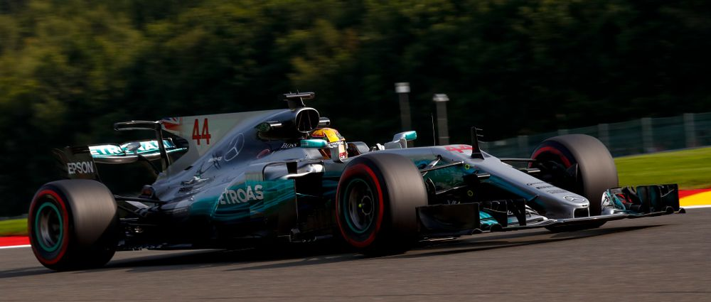 Hamilton Has Now Matched Schumacher's All-Time Pole Position Record