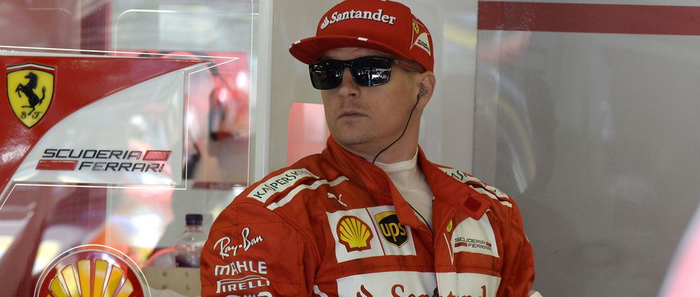 Ferrari Says 2018 Will Be Kimi Raikkonen's Last Chance To Deliver