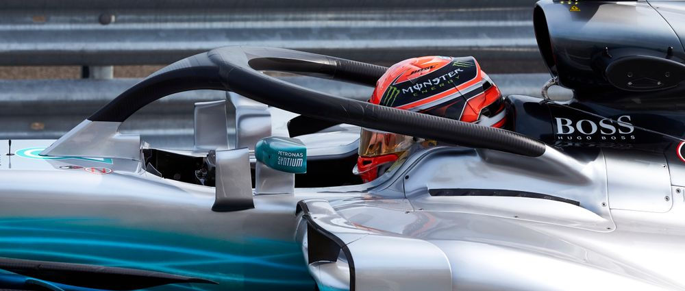 Jackie Stewart Says Halo Criticism Reminds Him Of 1960s Safety Backlash