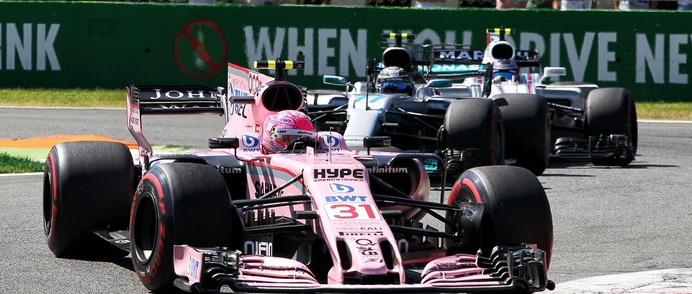 Toto Wolff Has Hinted That Ocon Could Get A Seat At Mercedes Next Year If He Beats Perez This Season