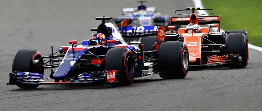 Toro Rosso Is Hoping To Pull Off Some Surprises With Honda Engines This Year