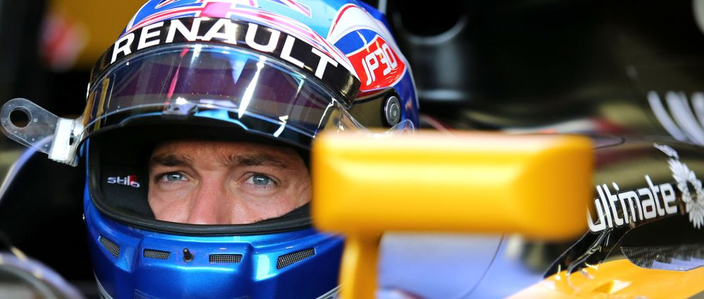 Jolyon Palmer Is Now A Commentator For BBC 5 Live