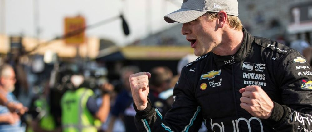 "IndyCar Champ Newgarden ""Should Be Receiving Calls From F1 Teams"""