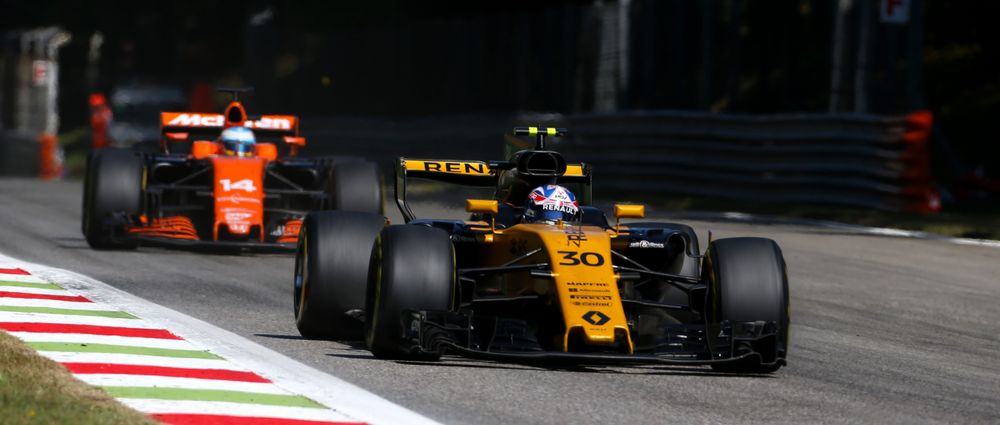 Renault Isn't Too Worried About A Potential McLaren Resurgence