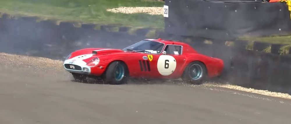 10 Wild Moments From This Year's Goodwood Revival