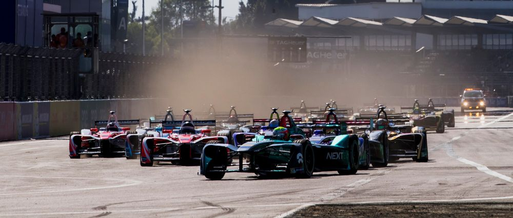 The Halo Could Delay Formula E From Testing Its New Car