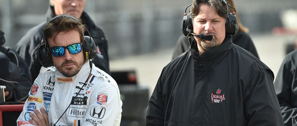 Andretti Wants Alonso To Come And Do The Indy 500 Again Next Year