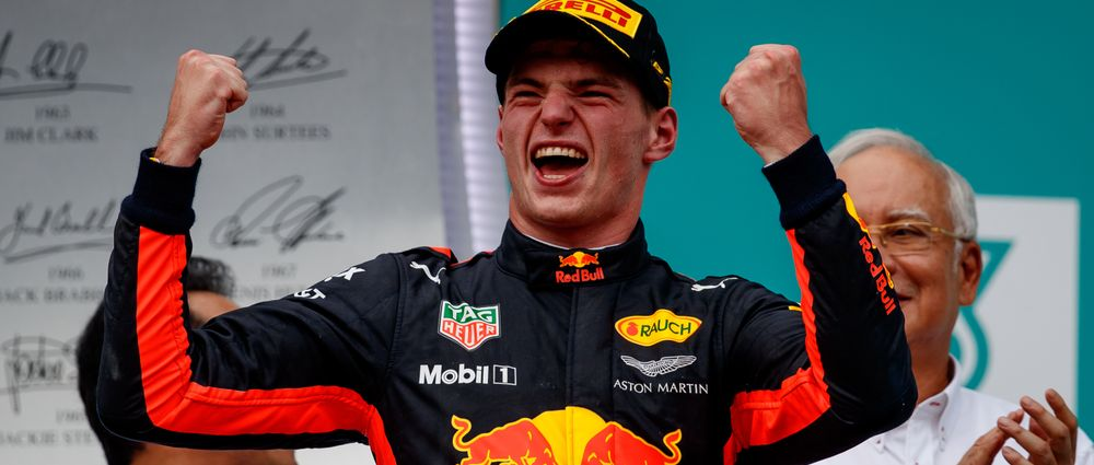 Verstappen's Car Kept Going Long Enough For Him to Dominate The Malaysian GP