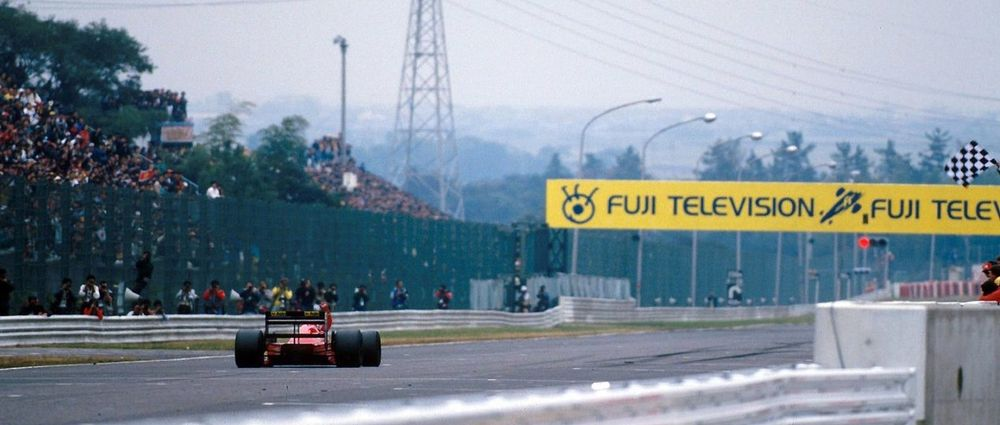Can You Name These Drivers From The First Japanese Grand Prix At Suzuka?