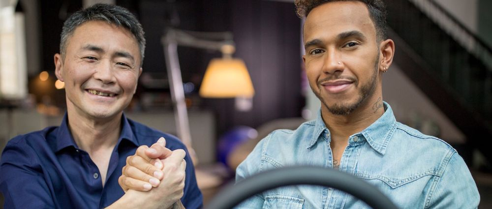 Lewis Hamilton Will Be A 'Driving Mentor' In Gran Turismo Sport