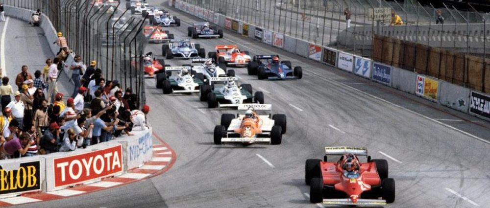 10 Onboards From The 10 American Circuits That Have Hosted F1 Races