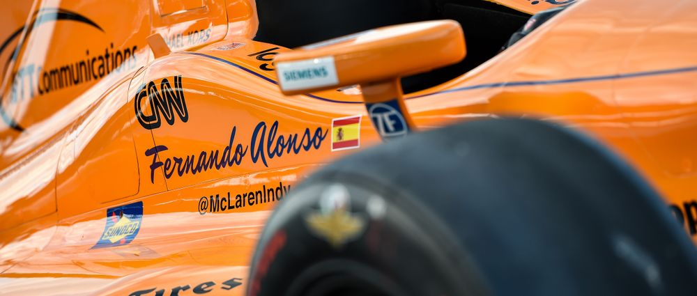 Next Year's McLaren Livery Could Use The Classic Shade Of Papaya Orange