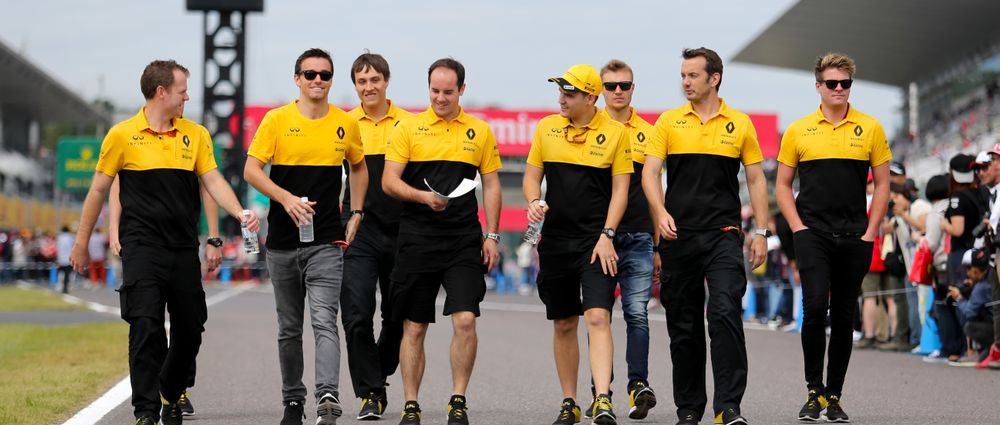 Renault's New Signing Is Causing Some Serious Controversy